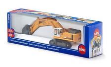 SIKU Liebherr Contemporary Diecast Construction Equipment