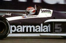 Nelson Piquet Brabham BT52B Dutch Grand Prix 1983 Photograph 2