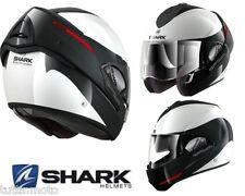 Shark Casco Moto Modulare Evoline 3 Hakka He9352ewkr-l