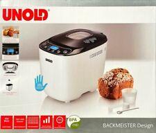 UNOLD 68010 Brotbackautomat Brotbackmaschine Backmeister Design