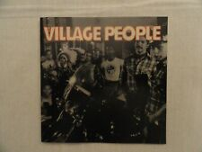 CD Village People - self-titled EP 4 tracks Casablanca Records 1977 Fire Island
