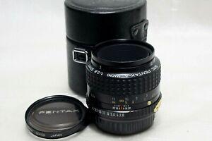 SMC Pentax-A 50mm f2.8 Macro Lens *Mint*