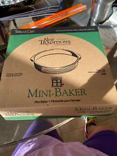 New listing Pampered Chef Mini Baker #1395 New In Box