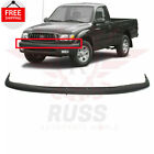 For 01-04 Toyota Tacoma Textured Black Front Upper Bumper Filler Panel To1087112