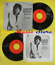 LP 45 7'' DAVID ESSEX Rock on On and on 1973 france CBS 1693 no cd mc dvd*