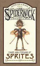 Arthur Spiderwick's Care and Feeding of Sprites (Spiderwick Chronicle), Good, Di