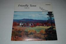 Friendly Tunes Number One~Henry, Thomas, and Arnold Christianson~FAST SHIPPING