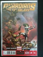 Guardians of the Galaxy #2 NM 9.6+ MARVEL NOW! Star-Lord Groot Rocket (2013)