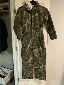 Cabela's For Kids Large Camo Coverall