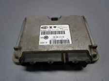VW GOLF IV 4 (1J1) 1.4 16V UNITÉ DE COMMANDE DE MOTEUR 6160039411 036906014AB
