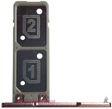 SIM Dual Bandeja RO Tarjeta Sim Card Tray Holder Sony Xperia XA1 Ultra Dual