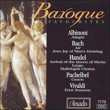 Baroque Favorites, New Music