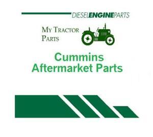 Made to Fit Cummins 4BTA 3.9 Engine I/F Kit CIK2747/4 Std Qty:1 8 Valves Piston