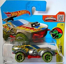 HOT WHEELS STING ROD II DINO RIDERS  -  MATTEL [R]