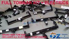 Heavy duty Towbar Kit (1200kgs) Toyota Aurion GSV40R (06-11)