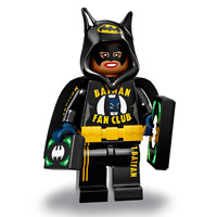Bat-Merch Batgirl The LEGO Batman Movie Series 2 LEGO Minifigures 71020