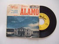 Tex Beneke E La Sua Orchestra – The Ballad Of Alamo-Disco Vinile 45 Giri ITALIA