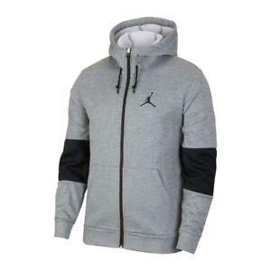Jordan Men's Thermal Hooded Sweat Jacket CK6782-091 Size Large