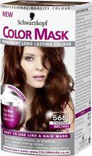 Schwarzkopf Color Mask Permanent Colour 568 Chestnut Brown