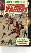 Captain Savage and His Leatherneck Raiders #5 (1968 Marvel)