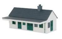 Peco LK-200 OO Gauge Wooden Station Building Kit
