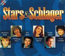 CD-BOX NEU/OVP - Stars & Schlager - 3 CDs - Wolfgang Petry, Roy Black u.a.