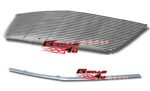 Aluminum Billet Grille Combo Customized For 07-09 Saturn Outlook