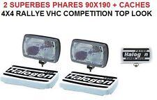 WRC GTI GTD TDI RS S2000 FR CUPRA BRABUS AMG M3 M5 OPC 2 4X4 PHARES 9X19 +CACHES