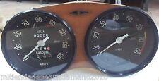 CUADRO SEAT FIAT 850 SPORT COUPE DASHBOARD SPEEDOMETER CRUSCOTTO CONTACHILOMETRI