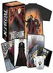 Witch Hunter Robin DVD Arrival & Collectors Box & Tshirt + Many Extras 2002-2003