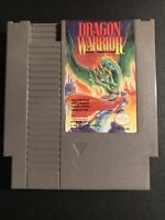 Dragon Warrior (Nintendo Entertainment System, 1989) - Cartridge Only - Tested!