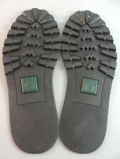 FRYE REPLACEMENT RUBBER BOOT SHOE REPAIR LOGGERS LUG SOLE SIZE 8 COBBLER NEW