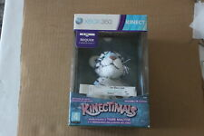 XBOX 360 KINECT KINECTIMALS COLLECTORS MALTESE TIGER EDITION AND GAME NEW SEALED