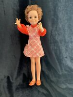 Ideal Crissy Doll Vintage 1969 with Dress and shoes No Pony!!(4)