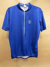 Schwinn Cycling Jersey • Large • Blue • Made in Italy • Stingray Letter Style