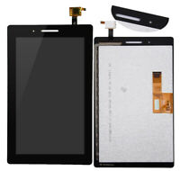 For Lenovo Tab 3 Essential LCD Display Touch Screen Digitizer Assembly Black 7''