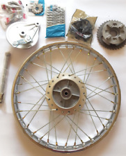 Motorcycle Complete Rear Wheel,all parts for Honda Cub