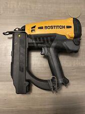 BOSTITCH GBT1850K 18-Gauge Cordless Gas Brad Nailer