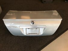 2005 2006 2007 MERCURY MONTEGO FORD FIVE HUNDRED TRUNK LID LIGHT TUNDRA METALLIC