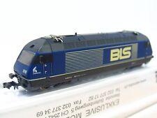 Wemoba / Kato N 13710 -52 E-Lok Re 465 016-4 Centovalli BLS OVP (RB58)