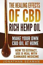 The Healing Effects of CBD Rich Hemp Oil - Make Your Own CBD Oil at Home: How to