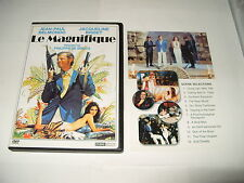 Le Magnifique Philippe De Broca dvd 1973 NTSC REGION 1