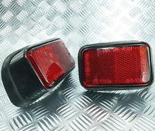 LH + RH REAR REFLECTOR TOYOTA HILUX 4WD 4X4 4RUNNER SR5  MK4 MK5 97 98  04 05