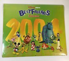 Walt Disney Wall Calendar New Sealed - 2003 Best Friends Calendar