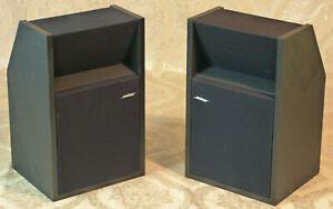 EV20-0147 bose 205 Direct Reflecting Speaker Free Field Tweeter Lautsprecher 80s