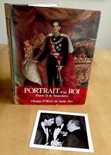 Portrait de'un Roi/Pierre Yougoslavie;Foran de Saint-Bar+Churchill/Prince Philip