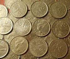 Belgie Belgique 50 centimes KM#87 french KM#88 dutch (EW) CHOOSE YOUR DATE