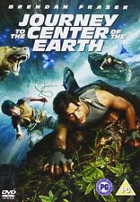 Journey To The Center Of The Earth 3D [DVD] [2008] Brendan Fraser New Sealed