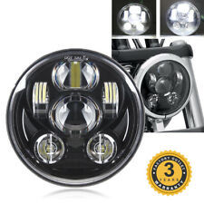 """DOT 5-3/4"""" 5.75 LED Headlight Sealed Headlamp for Motor V-Star XVS 650 950 1100"""