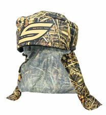 Social Paintball Grit Deluxe Headwrap Head Wrap - Waterfowl Duck Hunting Camo